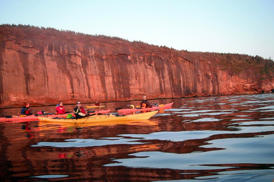 Avolo Plein air | Kayak de mer | Percé Québec